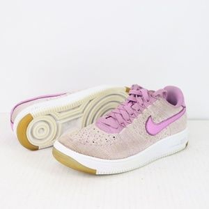 Nike Air Force 1 Flyknit Sneakers Shoes Womens 7